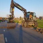 Groot onderhoud kom Holwerd N358 (1)