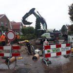 Reconstructie Noordersingel Burgum (2)