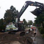 Reconstructie Noordersingel Burgum (3)