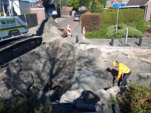 Sloop nieuwbouw Surhuisterveen